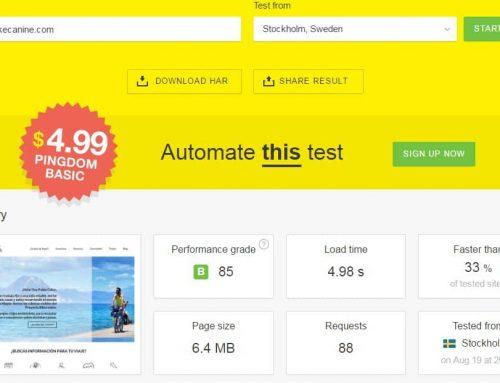 Optimizar una web con tienda virtual con WooCommerce