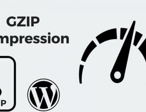Como corregir el error Enable gzip compression